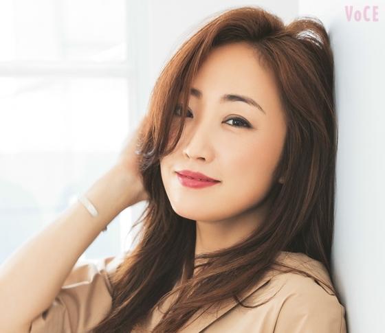 神崎恵さんに聞く♡ 「秋の美人メイク」ぬくっとした色気のポイントは?