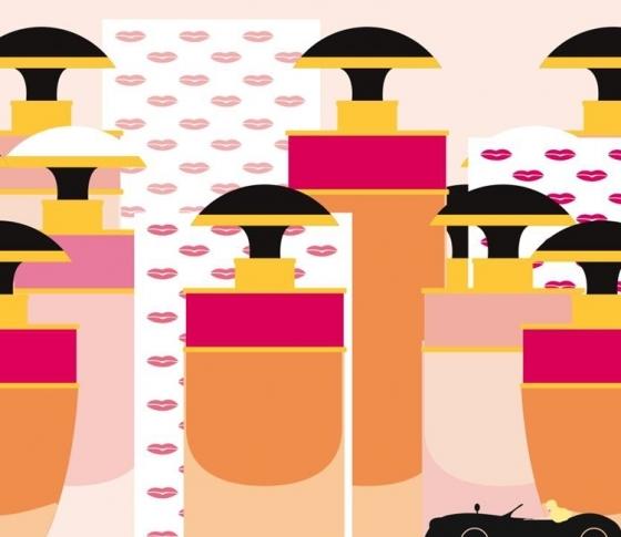 人気のフレグランスがモバイルサイズで登場! プラダ パルファム
