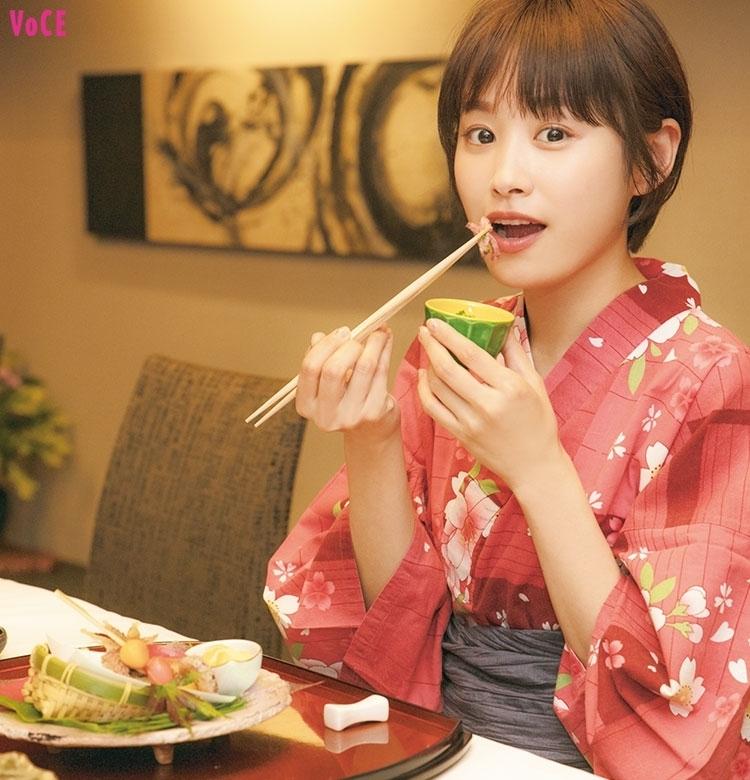 【高橋愛】伊豆・吉奈温泉へ小旅行!懐石料理。スイーツ・スパを堪能!