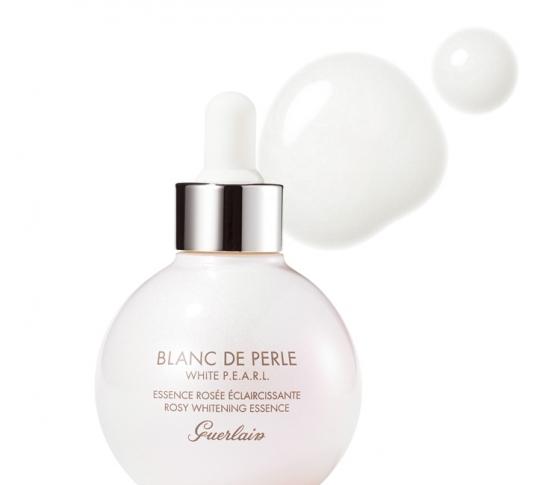 プロのお試しルポつき!|ゲランから上質な真珠のような輝きのあふれる肌に導く美容液登場