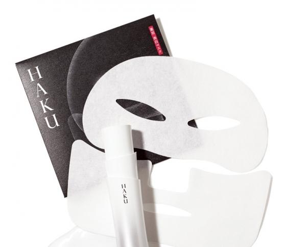 プロのお試しルポつき!|HAKUから濃いシミも標的にする美容液と美白&潤い成分が肌の生まれ変わりをサポートするマスク登場