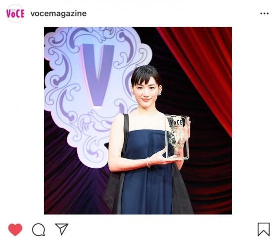 「美しすぎる♡綾瀬はるか」「田中みな実のオフショット」|VOCEインスタグラム人気投稿TOP5