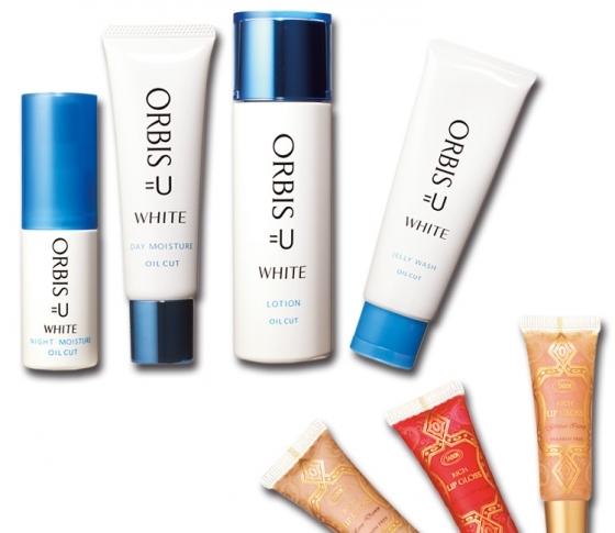 本日発売コスメ!オルビスの朝と夜の皮膚生理を考慮した新ホワイトニング&SABONのリップグロス