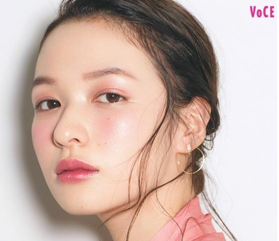 【美肌見せのイガリメイク】理想のマシュマロ素肌はピンク攻めで!