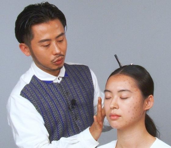 【小田切ヒロがレクチャー】3つのアイテムで春の小顔&モテ顔をゲット♡