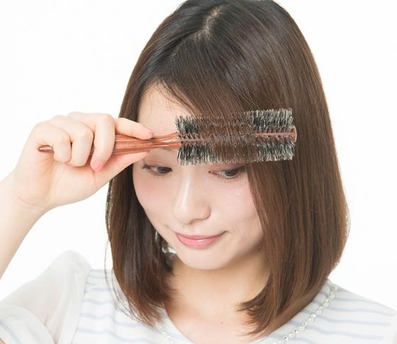 前髪のブローや巻き方がサロンでやってもらうようになりません。【ビューティQ&A】
