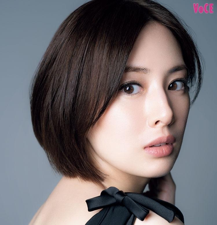 """【北川景子】神々しい美しさ。彼女の""""今""""。「柔軟でなければ、強くなれない」"""