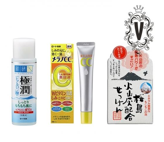 人气美容达人川一先生推荐!日本最佳美妆BEST3!