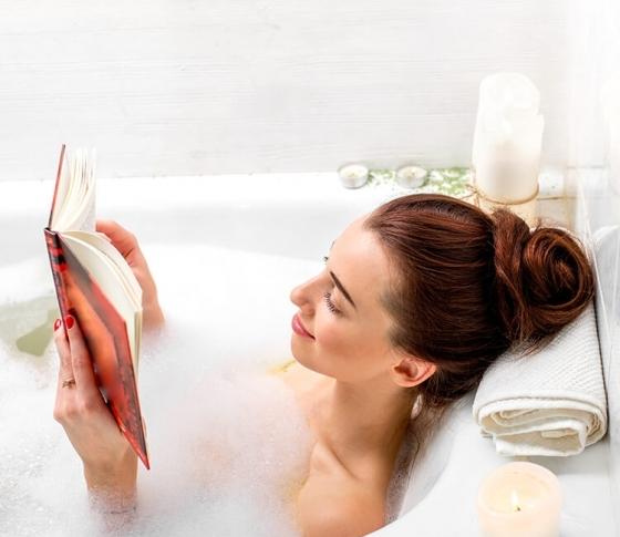 春は意外に冷えてます! この時期のお風呂はキレイに直結!
