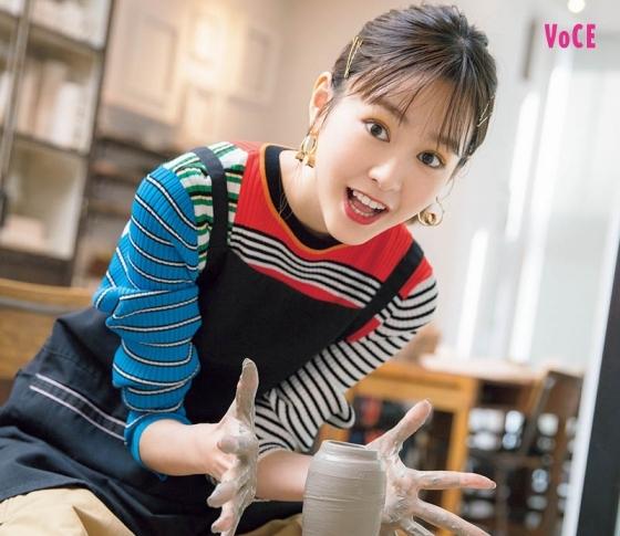 【無趣味な女・桐谷美玲】人生3度目のろくろ体験!