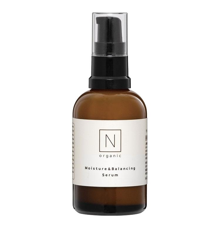 1本で夏肌も準備万端!香るスキンケア「N organic」のセラムで夏の乾燥対策を![PR]