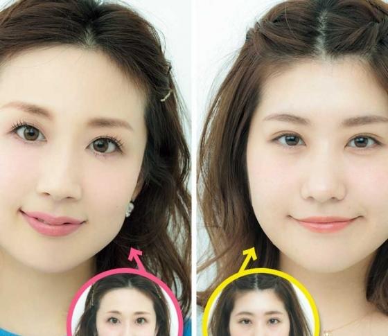 【美人顔】の条件はキレイな眉山! 自眉を生かした【美眉山メイク】
