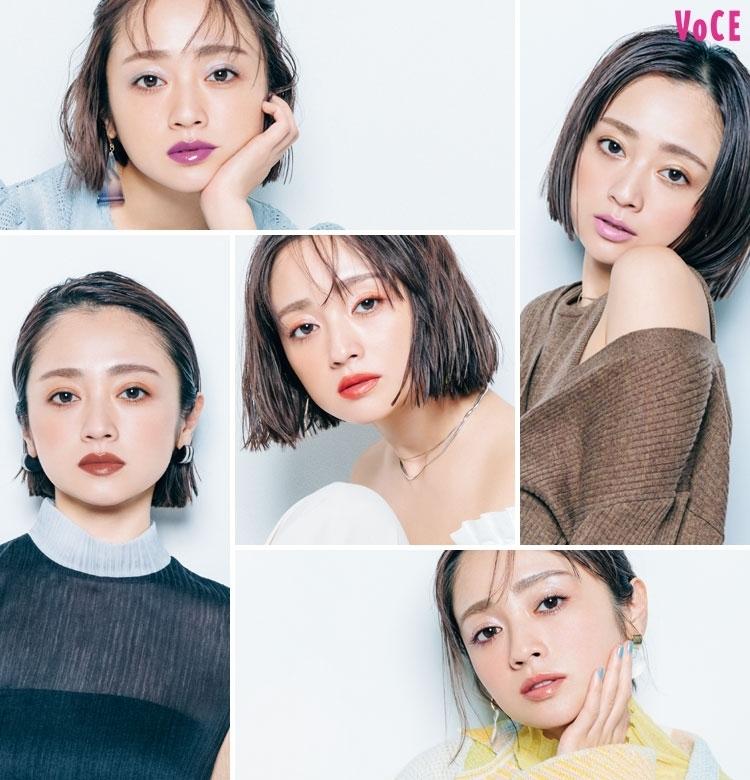 その輝きに日本中が注目!【安達祐実】の「服とメイクのオシャレな関係」5LOOK