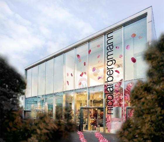 ローズの香りに包まれる、ニコライ・バーグマン × Impress IC コラボイベントが表参道で開催!