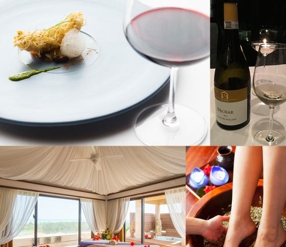 琉球イタリアンをワインと合わせて! 星野リゾート リゾナーレ小浜島滞在で堪能する沖縄グルメ