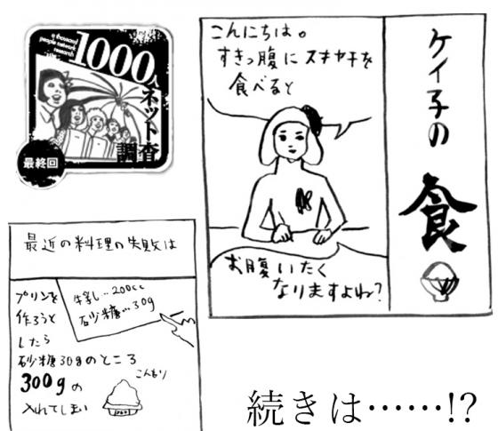 【1000人ネット調査】ごはんの数だけ事件あり!【アンビリーバボーな食体験】