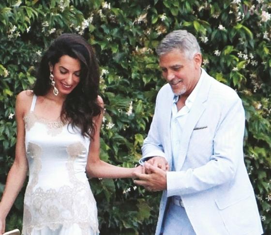結婚2年目=ブラピは破局、ジョージ・クルーニーはラブラブ手料理!?