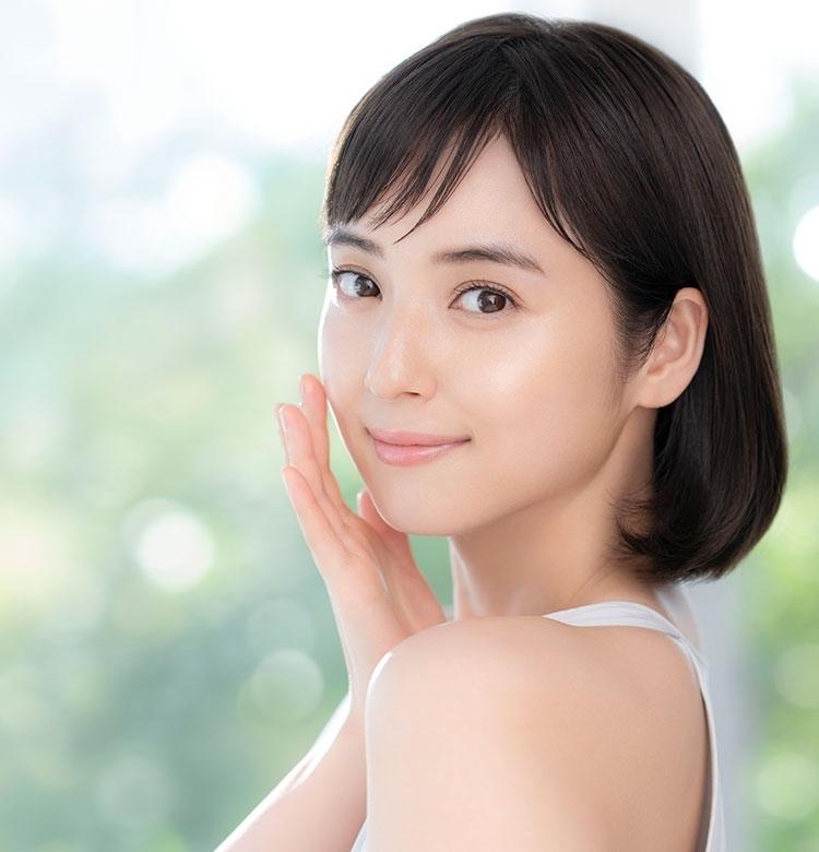 【佐々木希の美肌の秘密】コラーゲンの質にこだわったスキンケアで、ぷるっぷるのハリ弾力肌に![PR]