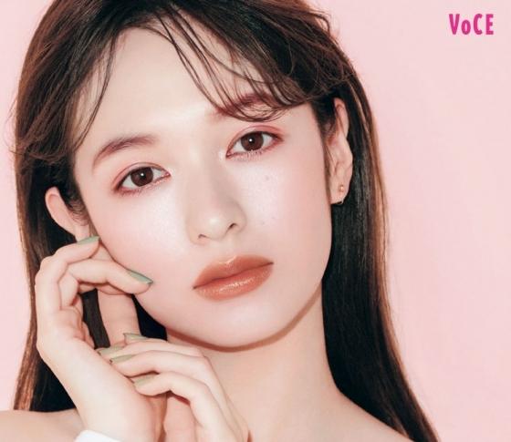 【春顔×ピンクバランス指南!】白っぽピンクで透明感UP|イノセントな「桜顔美人」に!
