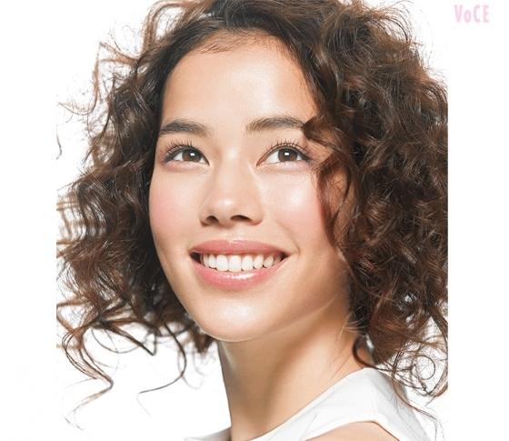 幸せを引き寄せる笑顔とメイクの法則。今月の、「美しい顔」の作り方 vol.3[PR]
