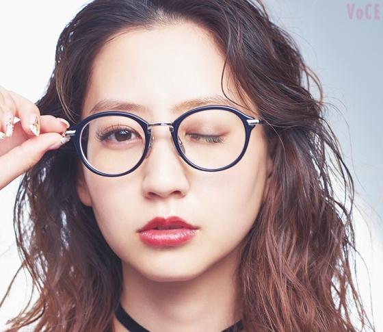 河北麻友子「メガネで可愛く見えるメイク」教えます!