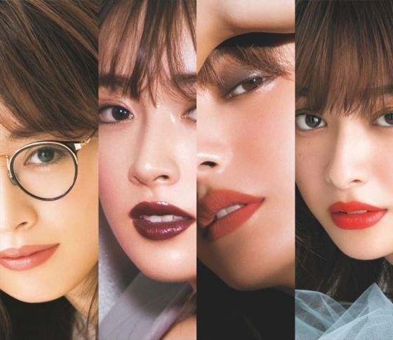 【ヘアメイク河北裕介さん×泉里香】の最新美女顔4
