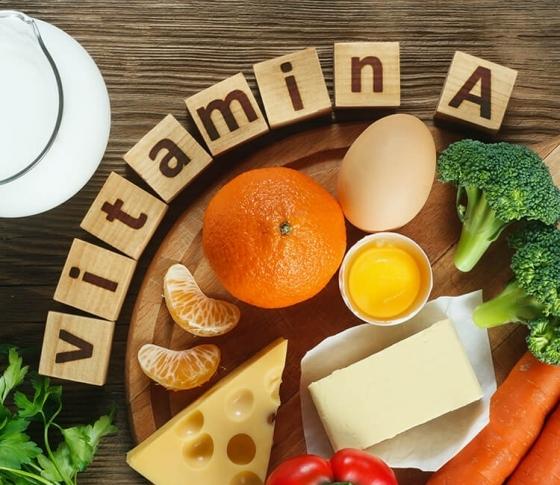 【知ってるようで知らない!】ビタミンAって、肌と体に何をしてくれるの?