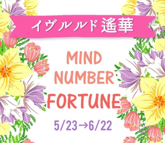 【5/23~6/22】イヴルルド遙華さんの「マインドナンバー占い」、あなたの運気はいかに?