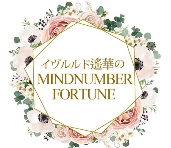 イヴルルド遙華のマインドナンバー占い【2018年下半期の運勢】