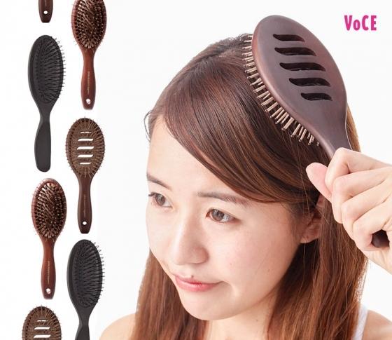 【プロのテクを伝授】正しいブラッシング法で美髪になれます!