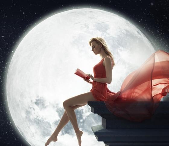 【引き寄せのカリスマKeikoが教える満月の秘術】 「9月6日 魚座満月のパワーウィッシュ」をVOCE編集部員が試してみた!