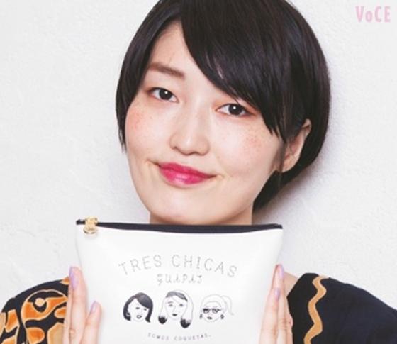 ディズニー・ヒロインのヘアアレンジが大人気!美容師、金子真由美さんのコスメポーチ拝見