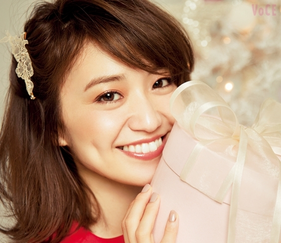 【WEB限定 画像公開中】大島優子がクリスマスをキライだった理由!!