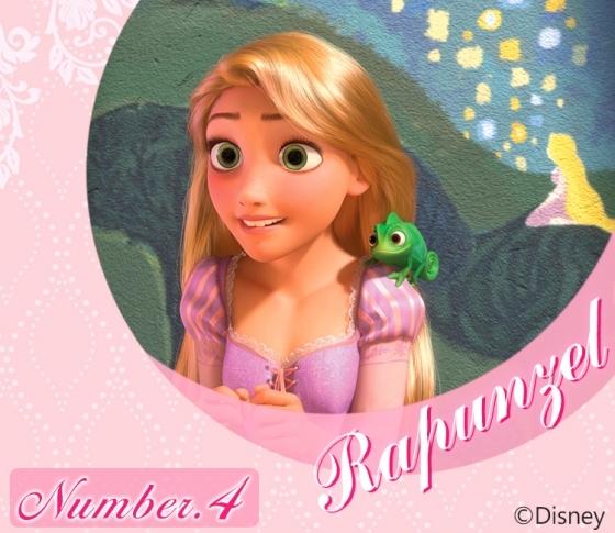【太陽ナンバー4・ラプンツェル】太陽のような明るさと人を惹きつける求心力の持ち主『Disney プリンセス占い』