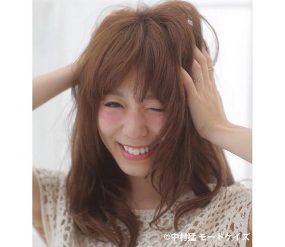 人気アプリHAIRから投稿 最旬「シースルーバング」ベスト5を発表!