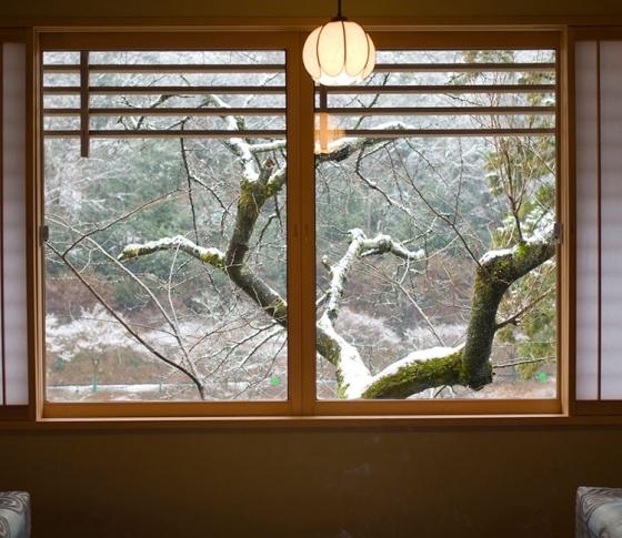冬こそ実は穴場の時期! 年末年始は「星のや京都」で癒やしのデトックス滞在を