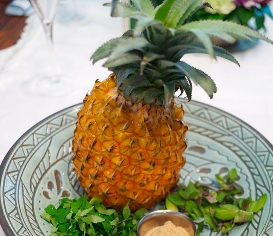 なぜ!? パイナップルがココナッツ味に!   スヌ子のごきげんキッチン