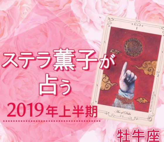 2019年上半期、牡牛座は玉の輿運も入ってくる恋愛年【ステラ薫子のタロット×12星座占い】