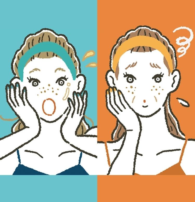 夏の【毛穴悩み】徹底分析!あなたは【皮脂毛穴】タイプ?【エイジング毛穴】タイプ?