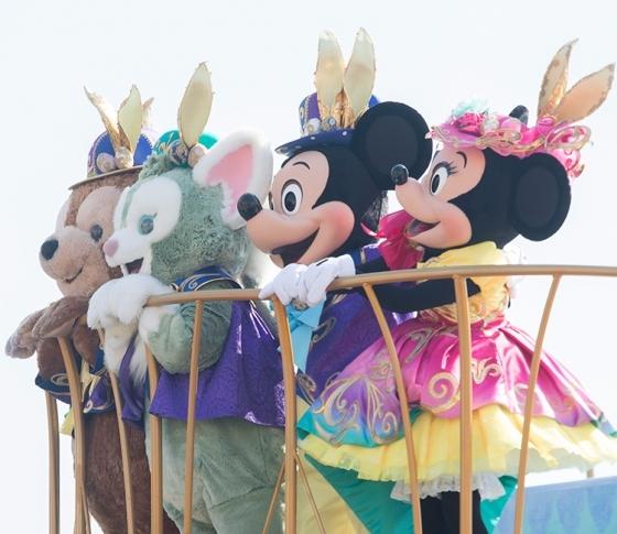 【東京ディズニーシー®】2年ぶりの「ディズニー・イースター」完全攻略法5