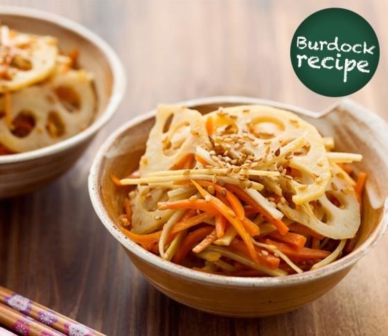 【美肌は腸環境から】低カロリーで食物繊維たっぷり! ごぼうの簡単レシピ4選