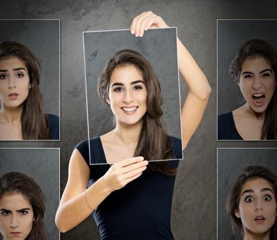 女の「喜怒哀楽」分類法