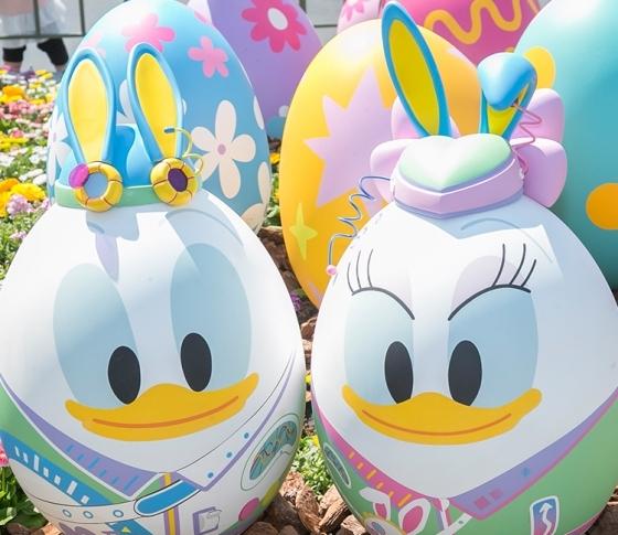 【東京ディズニーランド®】アラサー女子の「ディズニー・イースター」7つの楽しみ方♪