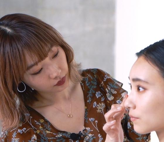 【VOCE6月号掲載メイクを公開】林由香里さんの「横幅デカ目メイク」でオシャレ度アップ♡