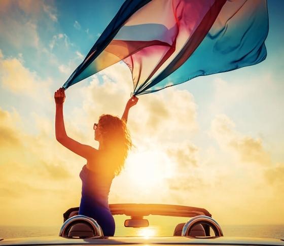 【風水心理カウンセラー・谷口令の引き寄せ開運アクション】7月は今年最強のラッキーマンス! 開運パワーチャージ旅行の計画は立てましたか?