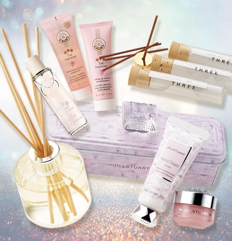 【冬に纏いたい香り】香水、お香……限定品で続々登場。【ギフトにもぴったり】