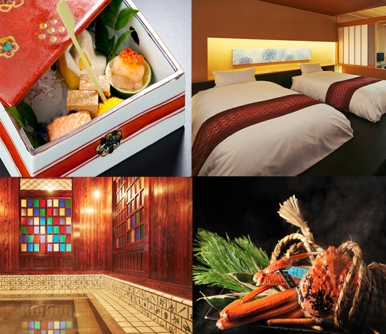 星野リゾート 界 加賀 で楽しむ 美肌の湯と伝統文化