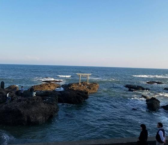 絶景パワースポットで新年に向けリフレッシュ!大海原を見下ろす「大洗磯前神社」