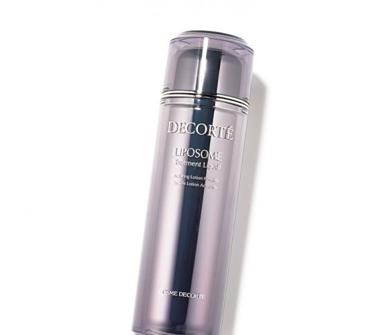 肌の調子がメキメキアップ。コスメデコルテの新化粧水