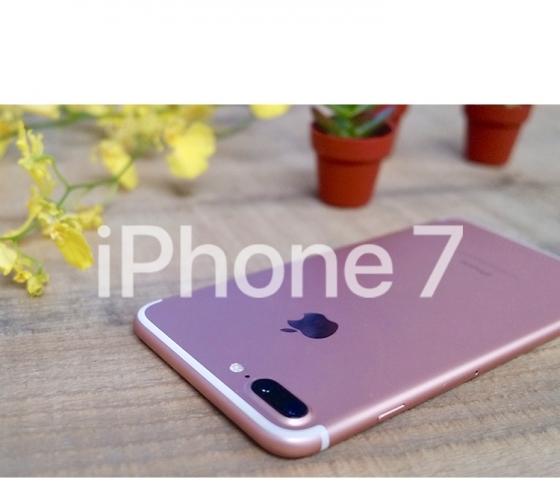 iPhone7の嬉しい4つの機能♡女子目線で解説!